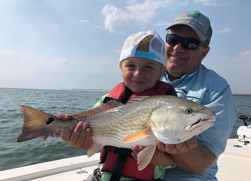 What kind of fish can you catch in St. Augustine, Florida?
