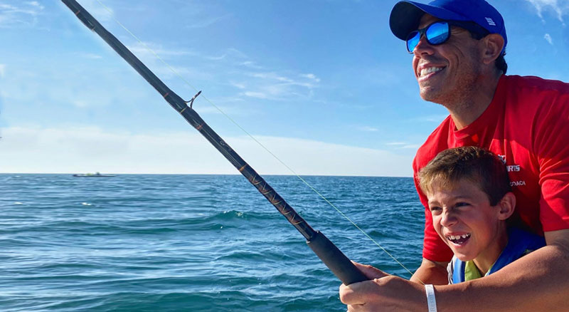Rates for Offshore fishing in St. Augustine, Florida
