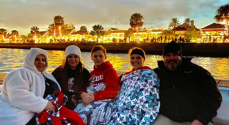 St. Augustine Nights of Lights Tour